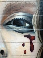 Carrie Left Eye