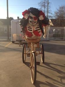 Kolossos Bike Float
