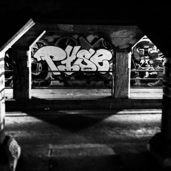 Pyse Dead-Letter @ Krog St. 2