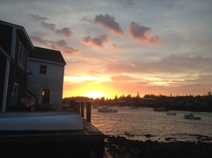 Vinalhaven Sunset