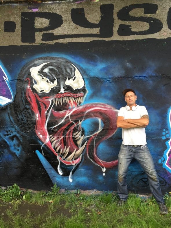 Venom. Pyserock