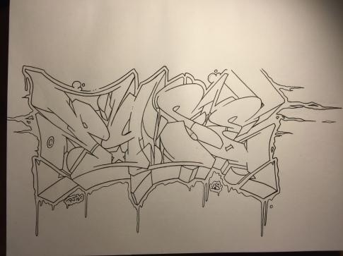 Sleaze sketch
